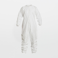 DuPont Tyvek IsoClean Clean/Sterile Coverall (Dolman Sleeves / Donning Snaps)