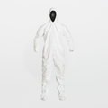 DuPont Tyvek IsoClean Clean Coverall with Hood (Thumb Loops / Att. Boots)