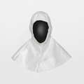DuPont Tyvek IsoClean Standard Hood (Ties with Loops / Full Face Opening)
