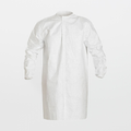 DuPont Tyvek IsoClean Clean Frock (Set Sleeves / Snaps in Front)