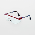 UVEX Astrospec 3000 Patriot RWB Clear Safety Glasses (Anti-Scratch)