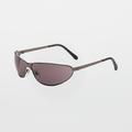 UVEX Tomcat Gray Safety Glasses (Anti-Scratch)