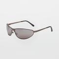 UVEX Tomcat Silver Mirror Safety Glasses (Anti-Scratch)