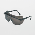 UVEX Astro OTG 3001 Over-the-Glass Gray Safety Glasses (Anti-Scratch)