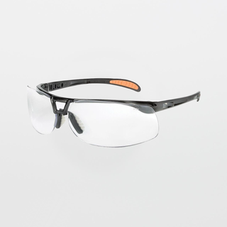 UVEX Protege Clear Safety Glasses (Anti-Fog)