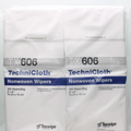 "Texwipe TX606 TechniCloth 6"" x 6"" Cellulose and Polyester Cleanroom Wiper"