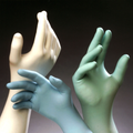 "Cleanroom TN1200 Series 12"" Nitrile Gloves (Class 10)"