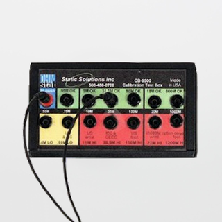CB-9500 Calibration Box for Combination Testers
