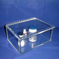 "12""W x 10""H x 10""D - Cleanroom Laboratory Beta Storage Container"