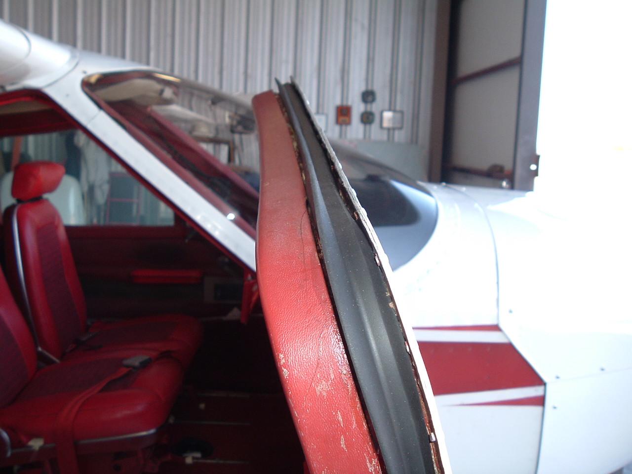 Cessna 177 Door Seal Cessna S1817 1