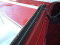 Baggage door seal, Cessna 177, ADS-C1422
