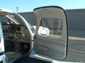 Front Entry Door Seal, Piper PA-28, PA-28R, PA-32, PA-32R, PA-34,  ADS-P301