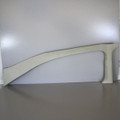 LH Window Molding.  Cessna 182, 0715044-3.