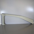 RH Window Molding,  Cessna 182, 0715044-4.