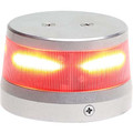 "Whelen ORION 360 Beacon Red LED Beacon 28VDC, 2.6"" Base"