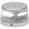 "Whelen ORION 360 LED Beacon White 28 VDC, 2.6"" Dia Base 01-0772010-20"
