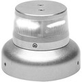 "Whelen ORION 360 LED Beacon White 28 VDC, 3.75"" Dia Base Lower Mount 01-0772010-23"