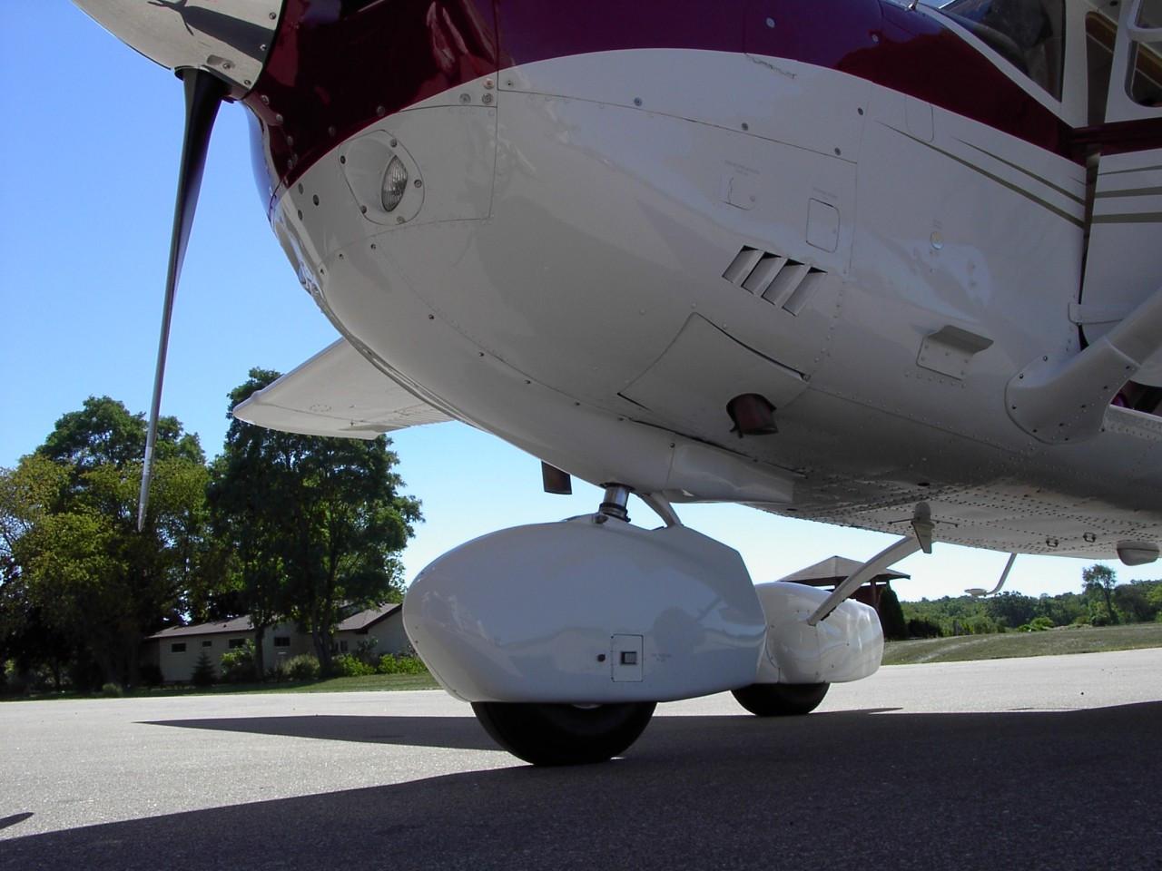 Cowl / Body Fairing Kit  Cessna 206 Models  CBF-206