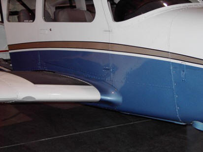 Wing Root Fairing Kit  Piper PA-28 Models  28WR