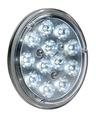"Whelen LED Taxi Light, Par 36 1,700 Lumens,  24/28V, 4 1/2"" DIA. Part 01-0771833-25, Model P36P2T"
