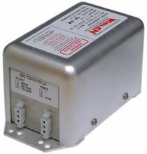 Whelen Strobe Power Supply. Single Strobe (A490ATSCF) P/N 01-0770062-03 Knots 2U