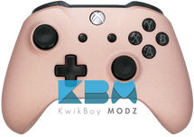 Custom Rose Gold Xbox One Controller