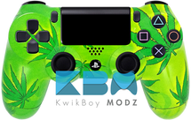 Custom Friendly 420 PS4 Controller