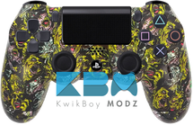 Living Dead Zombies PS4 Controller