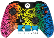 Custom Spectrum Camo Xbox One Controller