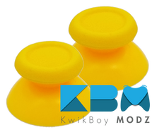 Yellow PS4 Thumbsticks