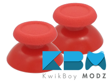 Red PS4 Thumbsticks