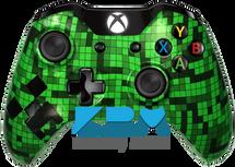 Minecraft Xbox One Controller  | KwikBoy Modz