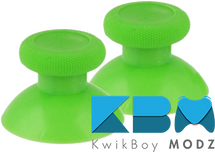 Green Xbox One Thumbsticks