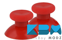 Red Xbox One Thumbsticks