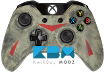 Custom Friday The 13th Xbox One Controller