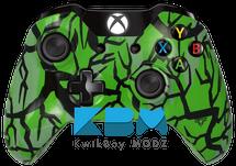 Predator Camo Green Xbox One Controller