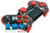 The Red Reaper PS4 Controller Side View