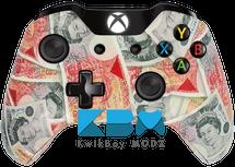British Pound Xbox One Controller