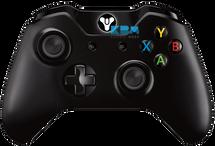Custom Xbox One Destiny Guide Button