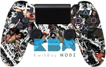 Custom Zombieflage PS4 Controller