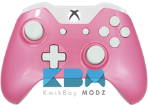 Pretty In Pink Xbox One Controller