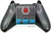 Custom Black Ops 3 Xbox One Controller Back