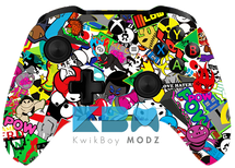 Custom Sticker Vandal Xbox One Controller