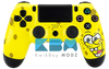 Custom Spongebob PS4 Controller