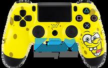 Custom Spongebob PS4 Controller