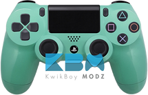 Custom Tiffany Blue PS4 Controller