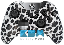 Custom Snow Leopard Elite Controller