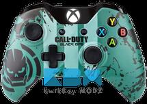 Custom Black Ops Xbox One Controller