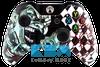 The Joker Custom Xbox One Controller