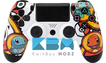 Custom Pokemon PS4 Controller